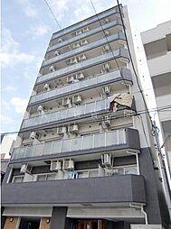 エルニシア横浜蒔田[4階]の外観