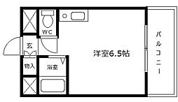 マンションSumus[7階]の間取り