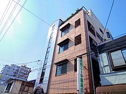 ライフハウスツネII[3階]の外観