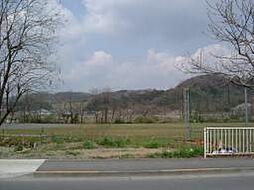 宝生寺団地入口...
