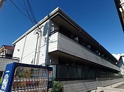 メゾン・パルティール[2階]の外観