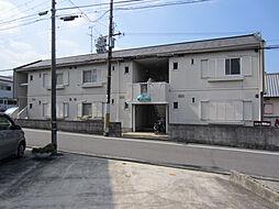 エステート熊取B棟[203号室]の外観