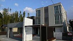 埼玉県さいたま市中央区八王子3丁目の賃貸マンションの外観