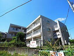 東京都町田市玉川学園4丁目の賃貸マンションの外観
