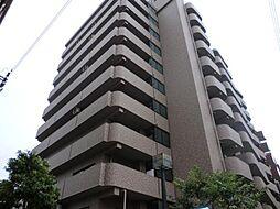 ライオンズマンション住之江公園[6階]の外観
