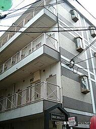 日昭第二瓢箪山ハイツ[202号室]の外観