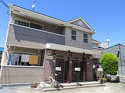 大阪府寝屋川市高柳4丁目の賃貸アパートの外観