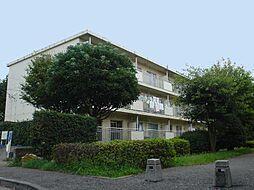 URエステート江戸川台[1-303号室]の外観