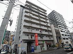 ウイング北松戸[403号室]の外観