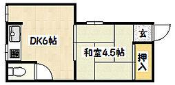 苅藻駅 2.5万円
