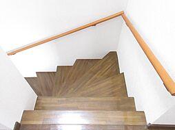 階段には安全面...