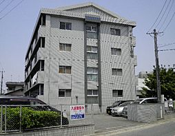 福岡県福岡市南区的場2丁目の賃貸マンションの外観