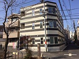 東京都大田区南蒲田2丁目の賃貸アパートの外観
