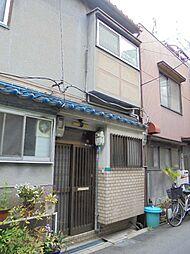 [テラスハウス] 大阪府大阪市港区田中3丁目 の賃貸【/】の外観