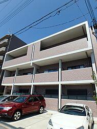 大阪府大阪市東住吉区駒川1の賃貸マンションの外観
