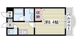 神戸市西神・山手線 伊川谷駅 徒歩8分の賃貸マンション