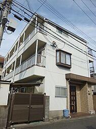 ユニハイム多田[202号室]の外観