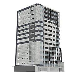 THE HILLS KOKURA[10階]の外観