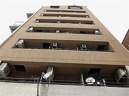 アトリオ上町台1[3階]の外観