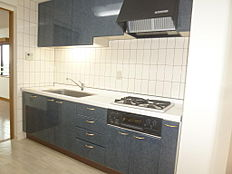 キッチンは、独立しているので、お客様が来た時にもお料理しやすいです