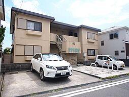 兵庫県神戸市垂水区歌敷山2丁目の賃貸アパートの外観