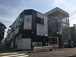 福山アパート[2階]の外観
