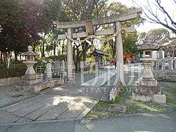 船詰神社 園田