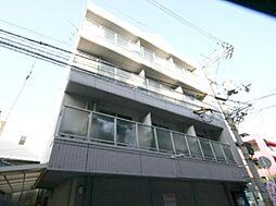 キャロル清風荘[3階]の外観