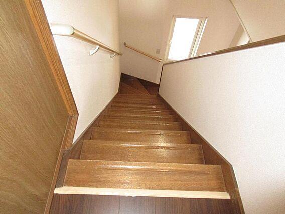 階段ワックスが...