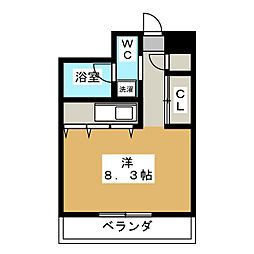 sumau[5階]の間取り