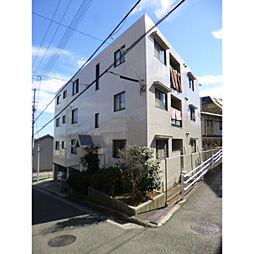 兵庫県神戸市兵庫区熊野町4丁目の賃貸マンションの外観
