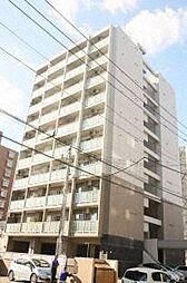 北海道札幌市中央区北三条西24丁目の賃貸マンションの外観