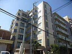 常陽第3ガーデンハイツ[4階]の外観