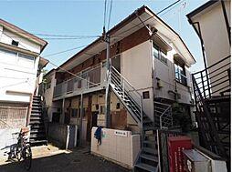 第3カントー荘[105号室]の外観