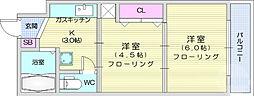 東照宮駅 6.5万円