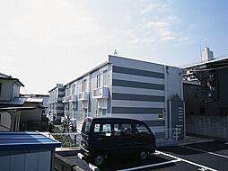 千葉県習志野市大久保3丁目の賃貸アパートの外観