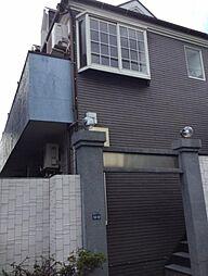 東京都板橋区徳丸6丁目の賃貸アパートの外観