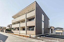 埼玉県所沢市東所沢5丁目の賃貸アパートの外観