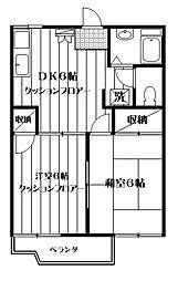 アゼリアコートN[103号室]の外観