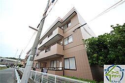 兵庫県神戸市西区南別府3丁目の賃貸アパートの外観