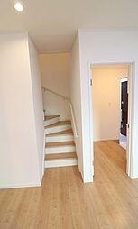 2階とリビング...