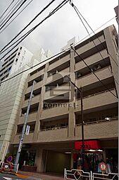 東京都中央区築地4丁目の賃貸マンションの外観