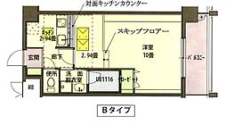 ルネスIT・春入居相談・[102号号室]の間取り