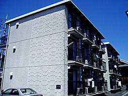 コーポヒロ[2階]の外観