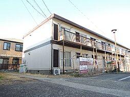 千葉県浦安市東野1丁目の賃貸アパートの外観