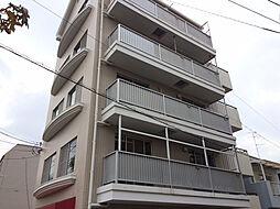 兵庫県神戸市灘区千旦通3丁目の賃貸マンションの外観