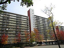 UR大幸東団地102号棟[2階]の外観