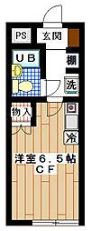 長津田駅 3.8万円