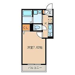 仮称 海楽2丁目D-room計画[102号室]の間取り