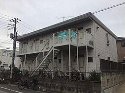 プラザタキ[2階]の外観